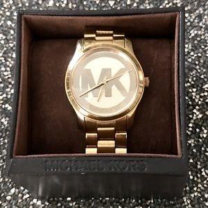 MICHAEL KORS Watch Series MK5786, Gold